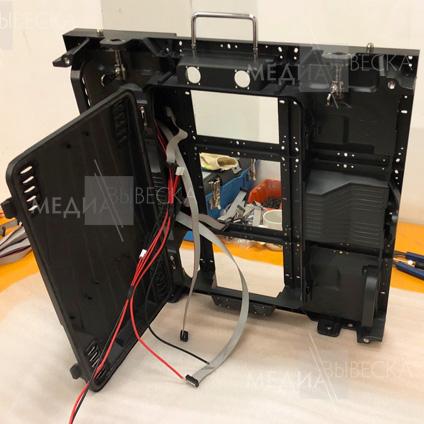 Кабинетная система крепления LED модулей